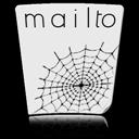 mailto, document, file, paper icon