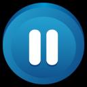 pause, button icon
