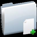 +, Doc, Folder icon