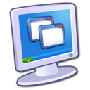 display,computer,monitor icon