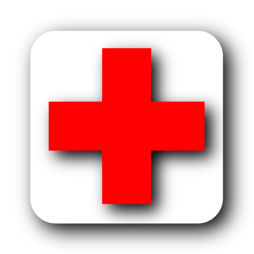 first, aid icon