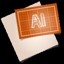 adobe blueprint ai icon