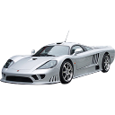 transport, car, vehicle, racing car, automobile, transportation, sports car, saleen icon