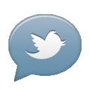 social network, tweet, twitter icon