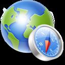 globe 3 icon
