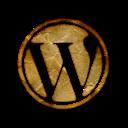 Logo, Wordpress icon