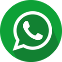 whatsapp, social network, logo icon