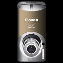 Canon IXY DIGITAL L3 blond icon