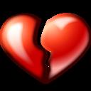 broken,heart,valentine icon