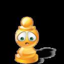 pawn,yellow icon