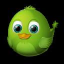 bird, awake icon