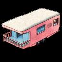 Trailer Caravan icon