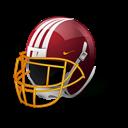 football, american, sport, helmet icon