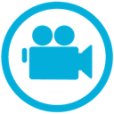 video, rec, mb icon