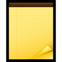 mac, postit, reminders, sticky, notes icon