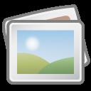 photo, pic, picture, image icon