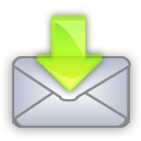 mail, check, new icon