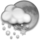 Night Snow icon