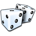dices, bet, play, game, yatzy, games icon