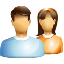 group, male, human, account, user, member, woman, man, female, people, profile, person icon