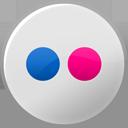 flickr,social icon