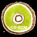Natsu CDROM icon