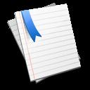 Bookmark, File, Note, Paper icon
