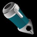 pen, foundation icon