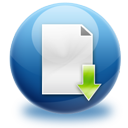 file download icon
