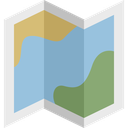 national, navigation, direction, gps, location, country, map icon