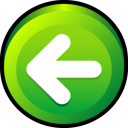 button, previous, backward, left, prev, back icon