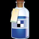 Bottle, Delicious icon