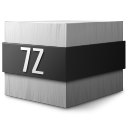 z, compressed icon