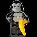 Ape, Lego, Suit icon