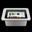 Deviantart, On, Surface icon