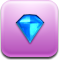 im, bejeweled icon