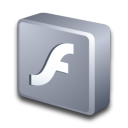 swf, player icon
