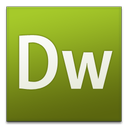 adobe, dreamweaver, cs3 icon