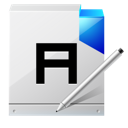 edit, paper, writing, write, document, file icon