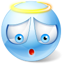 Sweet angel icon