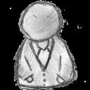 Boss, User icon