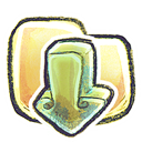 Folder, g, Loaddown icon