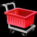 empty shopping cart icon