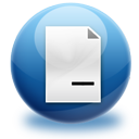 file, remove, del, delete, paper, document icon