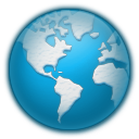 planet, globe, world, earth, icy icon