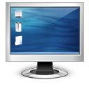 monitor, computer, display, screen icon