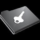 key,grey,password icon
