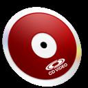video, cd icon