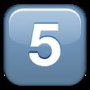 5,five icon