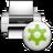 kdeprint, queuestate, printer, print icon